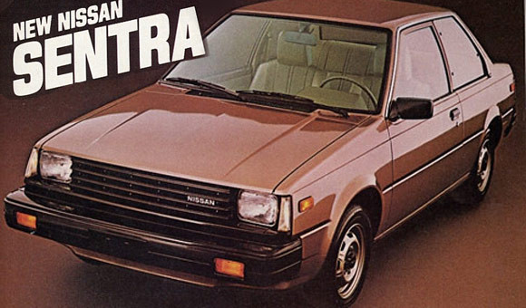 Nissan Sentra 1982