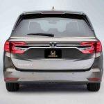 التصميم الخلفي للسيارة هوندا اوديسي 2018 - 435906