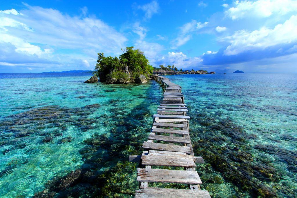 مجموعة جزر توجيان في سولاويسي