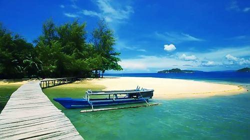 مناخ جزر توجيان