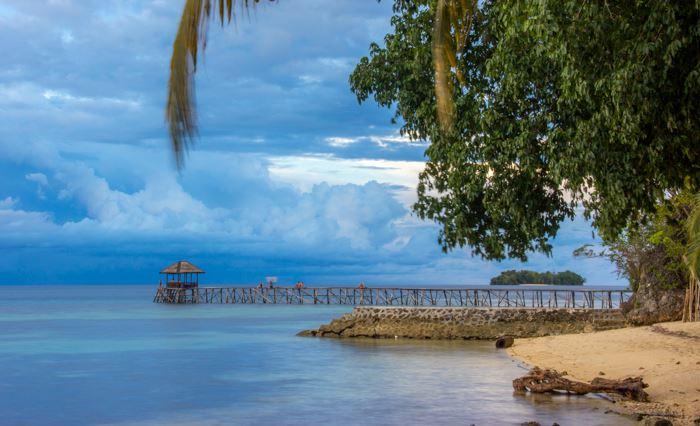 الإقامة في مجموعة جزر توجيان
