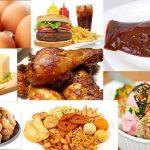 عشرة اطعمة ترفع مستوى الكوليسترول في الدم