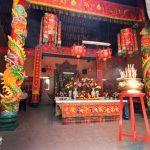 معبد كوان تي في كوالالمبور