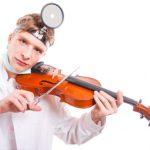 الموسيقى تعالج الامراض النفسية والدماغية