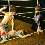 اضرار مشاهدة المصارعة للاطفال