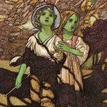 أسطورة أطفال وولبت الملونين