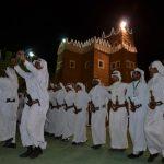 تقرير عن رقصات نجران الشعبية