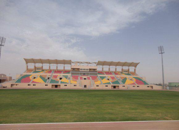 المدينة الرياضية في وادي الدواسر المرسال