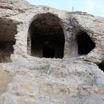 مقابر صخرية جديدة في شانلي أورفة في تركيا