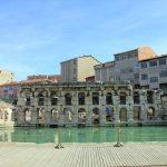 حمام روماني يرجع لألفي عام في مدينة يوزغاط في تركيا