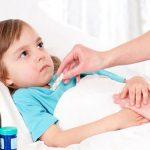 أسباب وعلاج حمى التيفود عند الأطفال