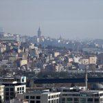 رؤية مميزة لاسطنبول من تلة بيير لوتيه