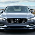 Location Volvo S90 Front Mussel Blue - 456420