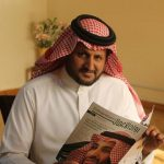 """محمد الشهري مؤسس """"الثابتي """" للمقاولات"""