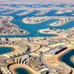 مدينة صباح الأحمد البحرية في الكويت