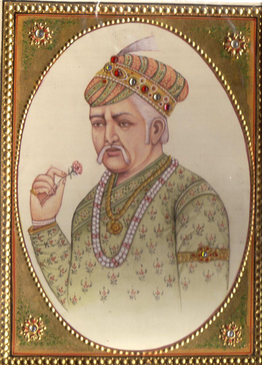 Akbar the Great - Agniveer Pictures of king akbar