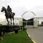 منتجع الفرسان الرياضي الدولي في أبوظبي