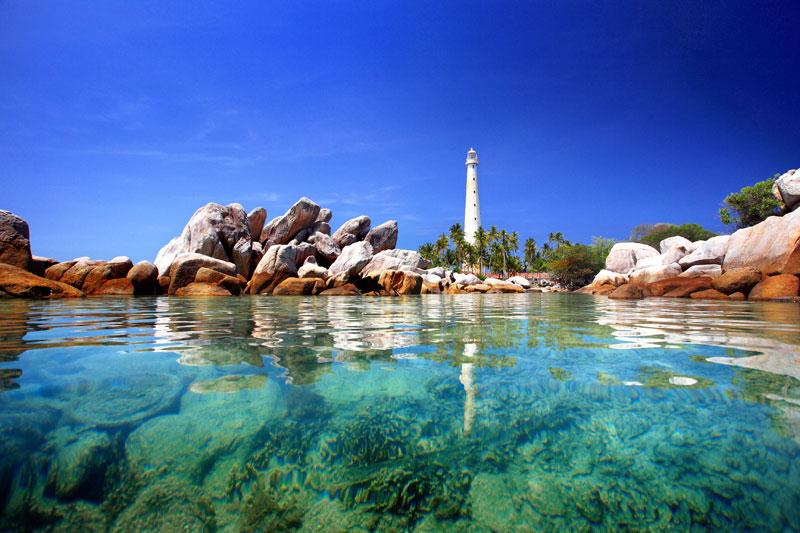 نتيجة بحث الصور عن جزيرة بانجكا بيليتونج