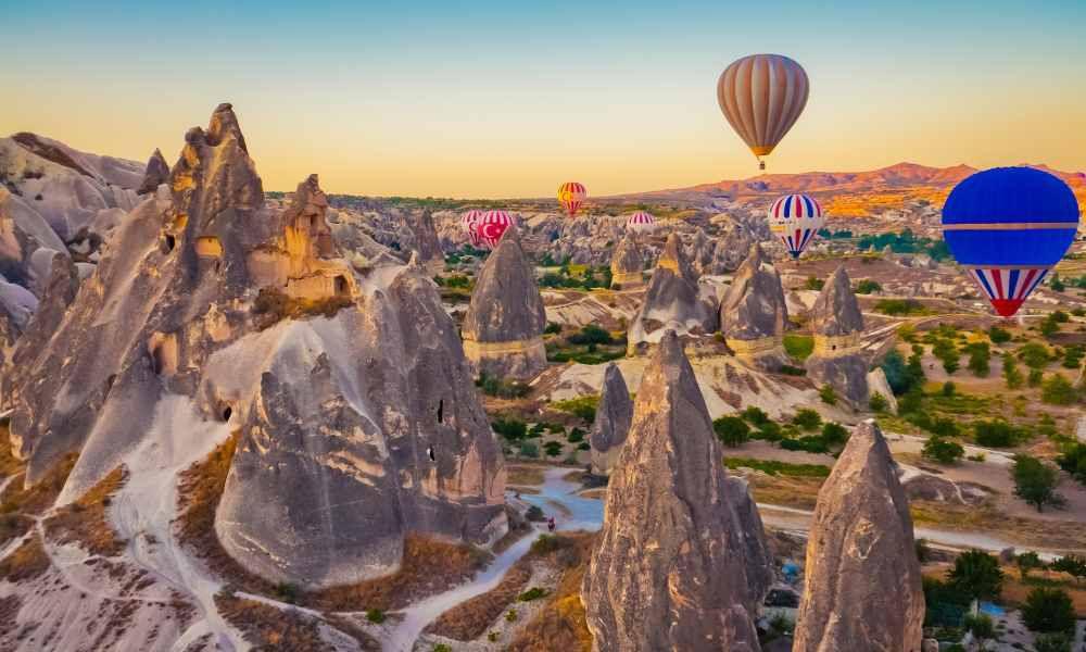 نتيجة بحث الصور عن كابادوكيا تركيا