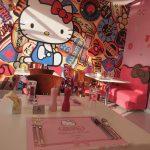 مطعم Hello Kitty في الكويت