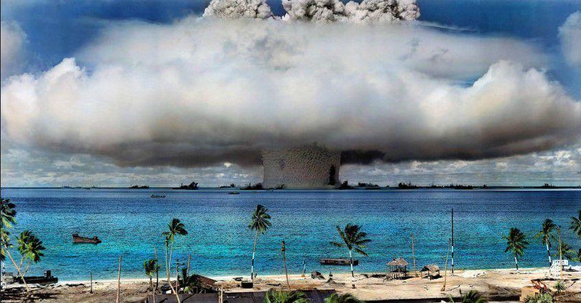 التدمير من الحرب النووية