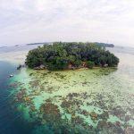 الجزر الاستوائية الخاصة في اندونيسيا