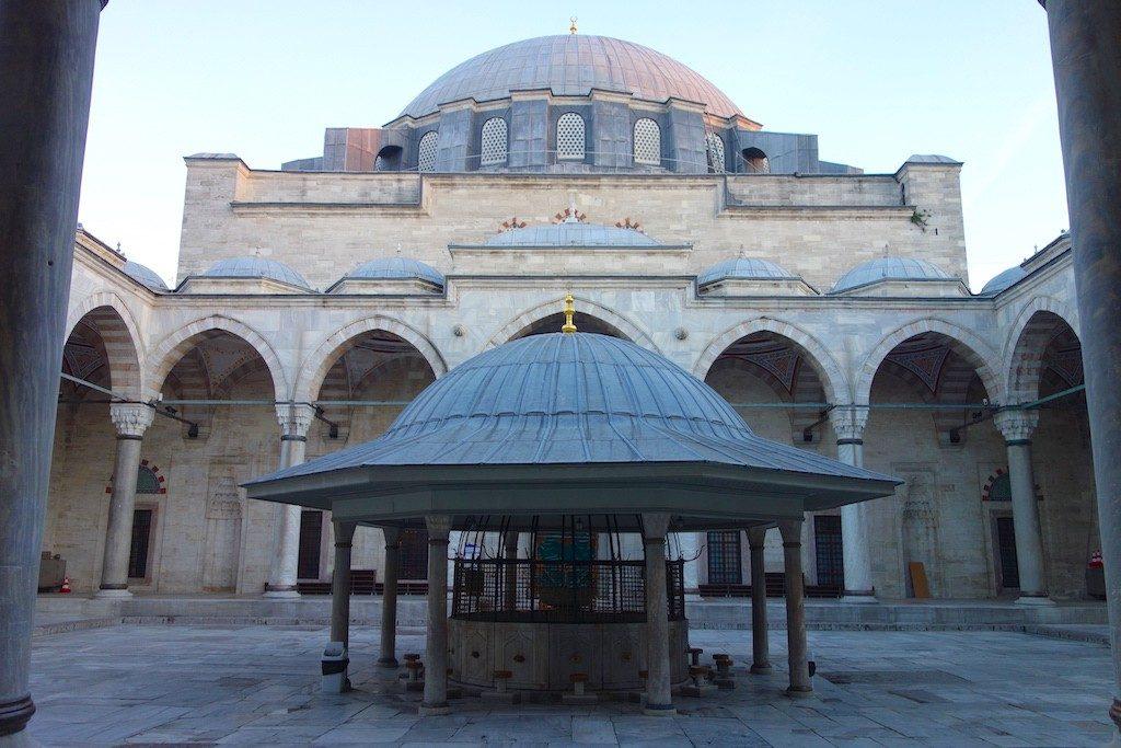 جولة بين أجمل خمسة معالم معمارية في اسطنبول  المرسال