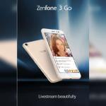 اسوس تكشف رسميا عن Zenfone 3 Go