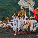 مهرجان نييبي Nyepi في مدينة بالي