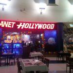 مطعم Planet Hollywood الأمريكي في الكويت