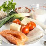 العناصر الغذائية الهامة لفترة سن اليأس عند السيدات