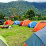 الأماكن المناسبة للتخيم في جزيرة بالي