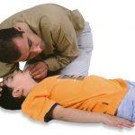 الاسعافات الأولية في حالة تعرض شخص للإختناق