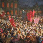 الذكرى المائة للثورة الروسية