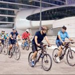 الدراجات الهوائية في جزيرة ياس