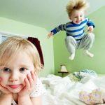 """نظام غذائي للطفل مفرط النشاط """"هيبر أكتيف"""""""
