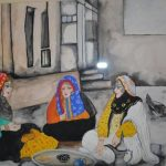 إشراق العويوي.. أول سعودية بفن المنمنمات