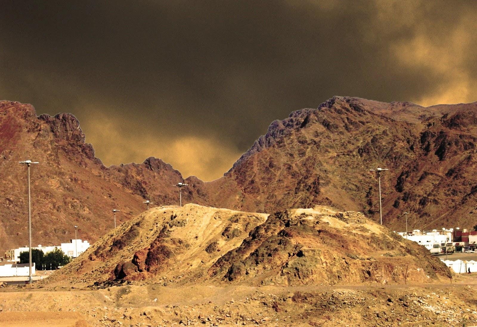 معلومات مهمة عن جبل احد المرسال