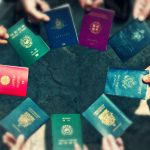 دلالات ألوان جوازات السفر الأربعة