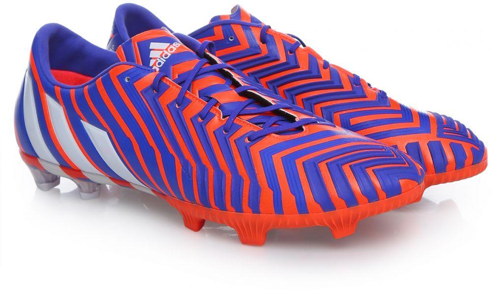 729d9e8ea841e حذاء كرة قدم ماركة أديداس ذا اللون البرتقالي الطبي هذا الحذاء مميز بصناعته  العالية للغاية وصناعته الرائعة والمميزة ، لا يسبب أي ألم أثناء اللعب بشكل  عام ...