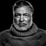 حياة الروائي الأمريكي إرنست همينغوي (Ernest Miller Hemingway)