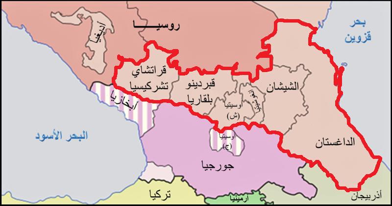 الأهمية الجيوبولتيكية لمنطقة جنوب القوقاز في النظريات الجيوبولتيكية وأثرها في الاستراتيجية الأمريكية المعاصرة