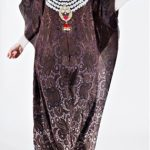 مجموعة عبايات من تصميم المصممة الأماراتية تمارا القباني