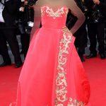 """أزياء النجمة الهندية فريدا بينتو """"Freida Pinto"""""""