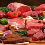 أفضل أنواع اللحوم الصحية للإنسان