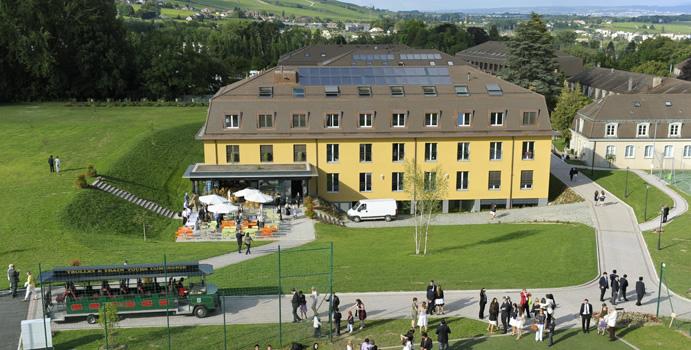 Switzerland's best and most expensive schools in the world Switzerland's best and most expensive schools in the world Institut Le Rosey