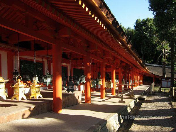 Kasuga-taisha Shrine  المرسال