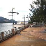 بلدة لوموت في بيراك الماليزية