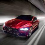 مرسيدس AMG GT 2017 الاختبارية .. سيارة سيدان خارقة