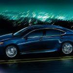 التصميم الجانبي للسيارة لكزس ES 2017 - 463454